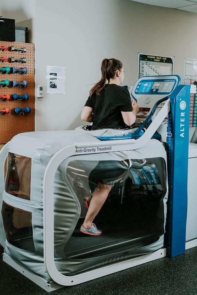 AlterG Anti-Gravity Treadmill